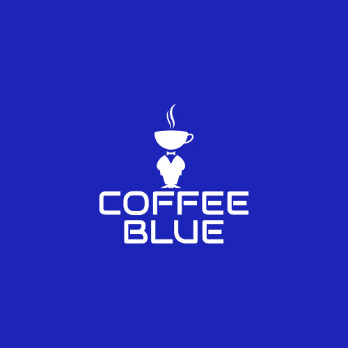 Coffee Blue Logo