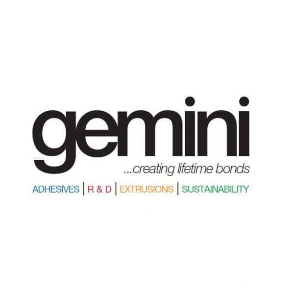 Gemini Adhesives Franchise Logo