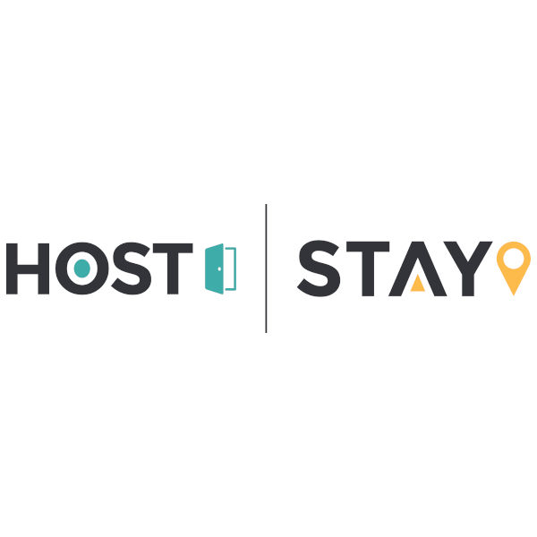 Host and Stay Franchise Logo