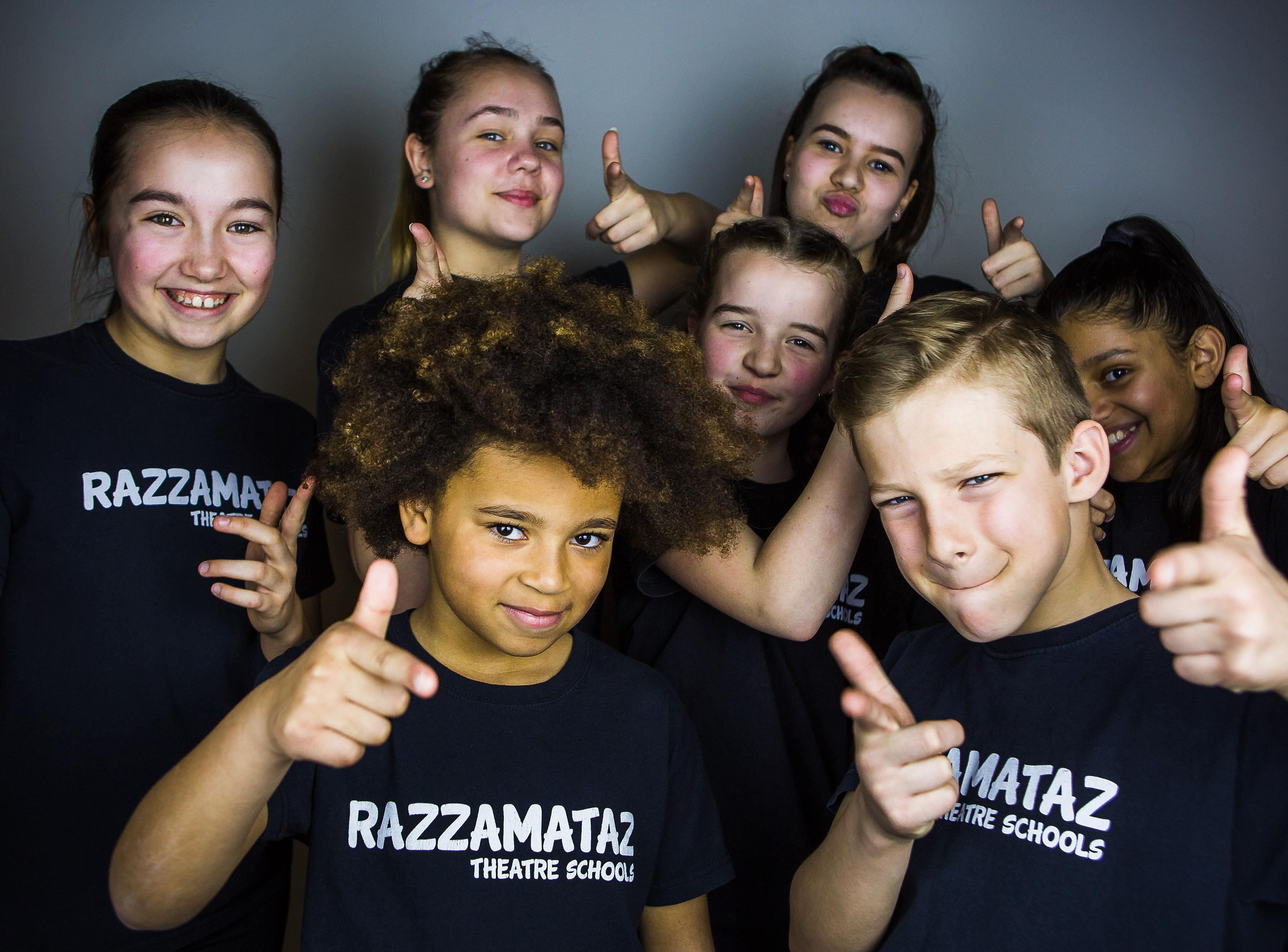 Razzamataz Students
