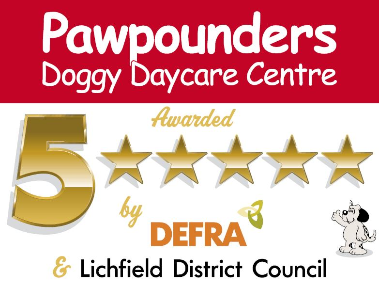 Paw Pounders Logo