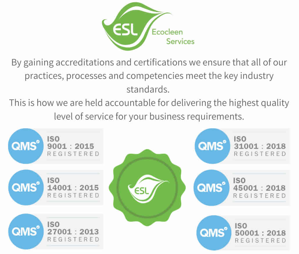 EcoCleen Accreditation
