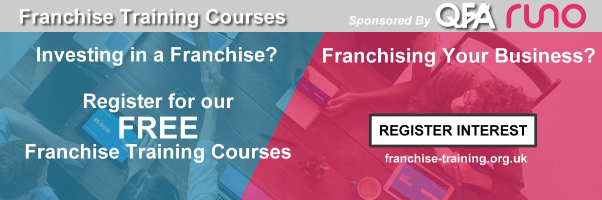 Franchise Training Courses