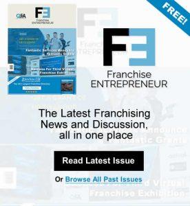 Franchise Entrepreneur Franchise Magazine