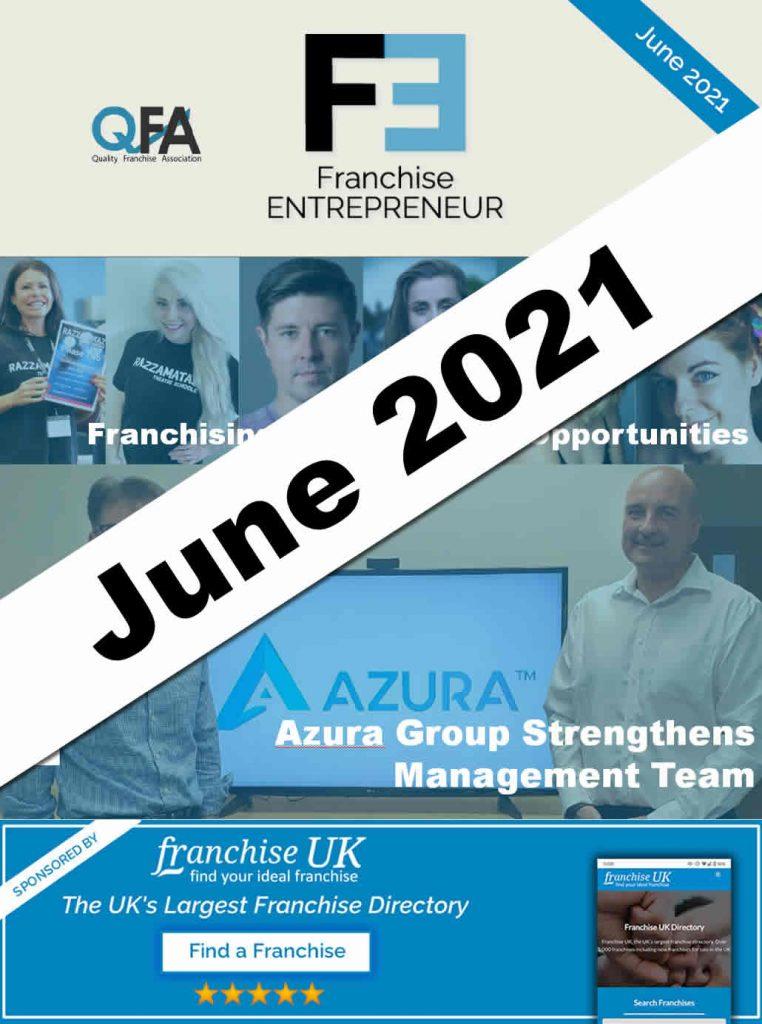 Franchise Magazine June 2021