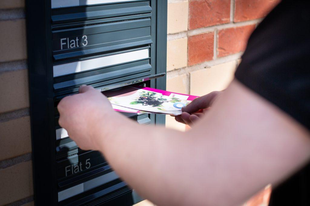 Leaflet Distribtion