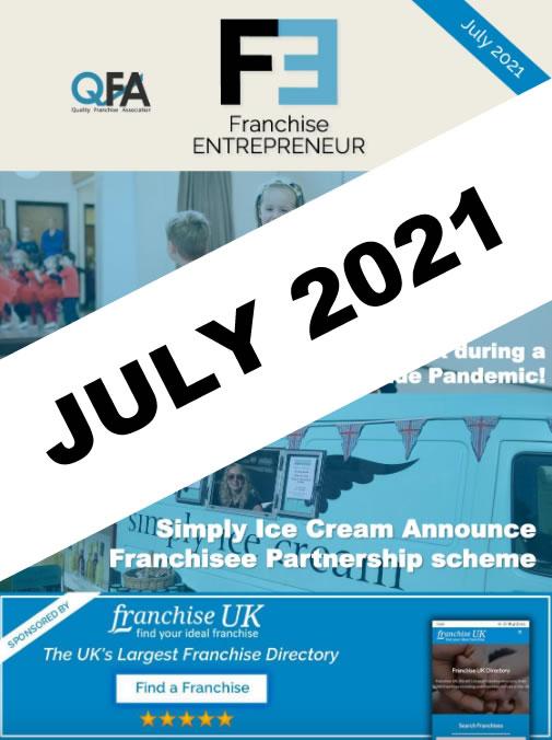 July Franchise Entrepreneur