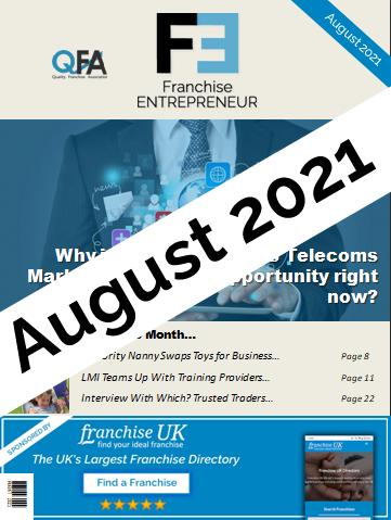 August 2021 Magazine